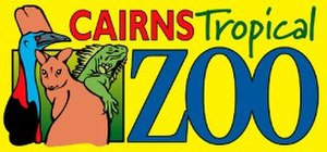 Cairns Tropical Zoo - Image: Cairns Tropical Zoo Logo