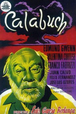 The Rocket from Calabuch - Spanish film poster