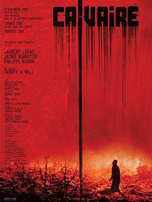 Calvaire (film) - Official theatrical poster