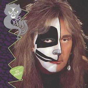 Cat 1 (album) - Image: Cat peter criss