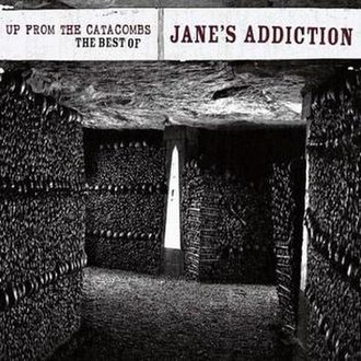 Up from the Catacombs – The Best of Jane's Addiction - Image: Catacombsja