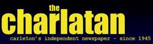 The Charlatan (student newspaper) - Image: Charlatan title