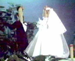 Paul Dixon Show - Image: Chicken Wedding Harry & Pauline