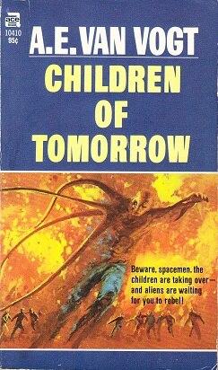 Children of tomorrow bookcover