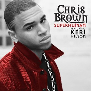 Superhuman (song) - Image: Chris Brown Superhuman