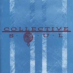Collective Soul (1995 album) - Image: Collective Soul Self Titled