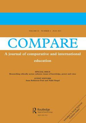 Compare (journal)