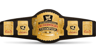 Former championship created by World Championship Wrestling and later promoted by the American professional wrestling promotion WWE