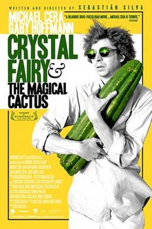 Crystal Fairy & the Magical Cactus - Theatrical release poster