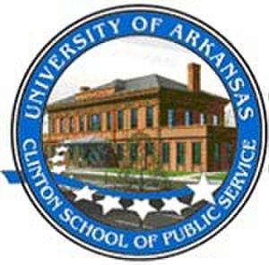 Clinton School of Public Service - Image: Csps logo