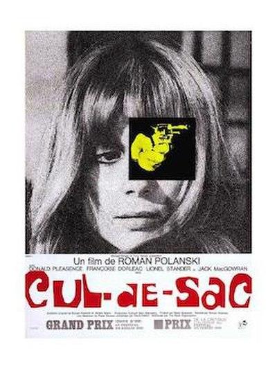 Picture of a movie: Cul-De-Sac
