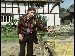 Ford Prefect (character) - David Dixon as Ford Prefect in Episode One of the BBC TV series