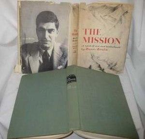 Dean Brelis - Image: Dean Brelis The Mission Cover