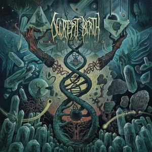Axis Mundi (album) - Image: Decrepit Birth Axis Mundi cover art