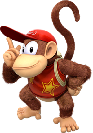 Diddy Kong - Image: Diddy Returns