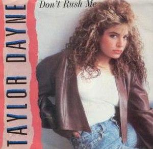 Don't Rush Me - Image: Dontrushme