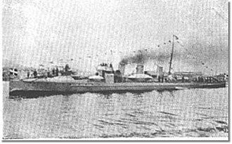 SM UB-47 - Image: Doxa ship