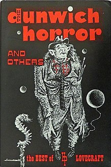 <i>The Dunwich Horror and Others</i> book by Howard Phillips Lovecraft