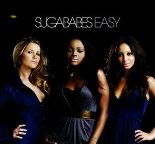Easy (Sugababes song) 2006 single by Sugababes