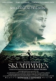 <i>Echoes from the Dead</i> 2013 Swedish drama film
