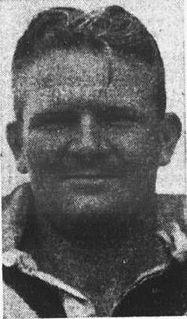 Eddie Burns Australian rugby league footballer and coach
