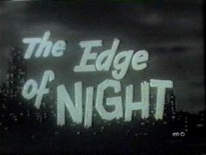 The Edge of Night - Image: Edge 56