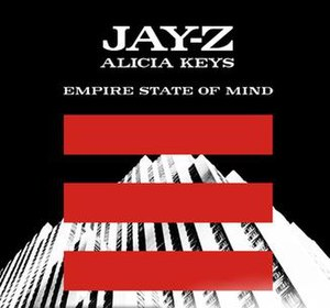 Empire State of Mind - Image: Empire State of Mind single cover