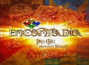 Encantadia: Pag-ibig Hanggang Wakas - Title card