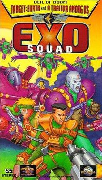 Exosquad - The first season was released by Universal on seven VHS volumes