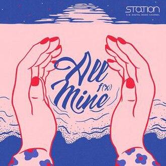 All Mine (f(x) song) - Image: F(x) All Mine