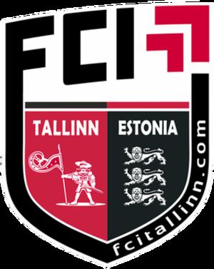 FCI Tallinn - Image: FCI Tallinn Logo