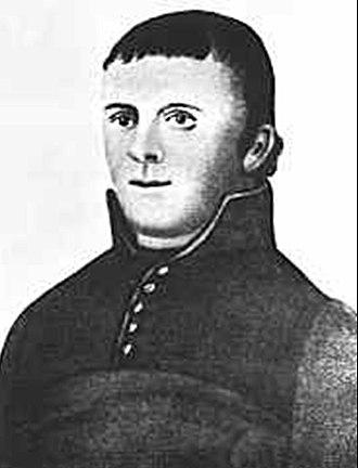 Little Chute, Wisconsin - Father Theodore Van den Broek, before 1848