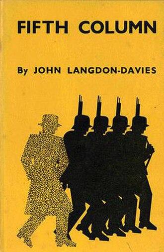 John Langdon-Davies - Image: Fifth Column John Langdon Davies (low resolution)