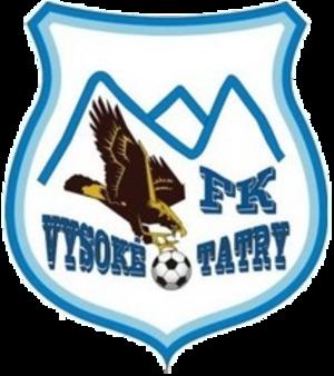 FK Vysoké Tatry – Starý Smokovec - Image: Fk vysoke tatry stary smokovec