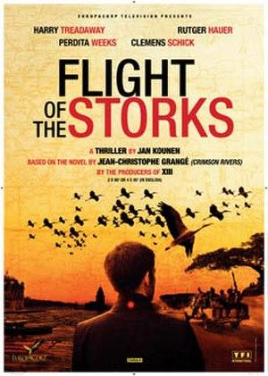 Flight of the Storks - Image: Flightofthe Storks 2012