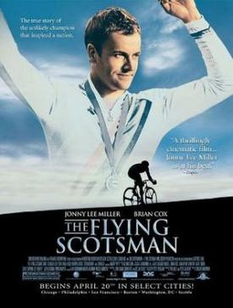 The Flying Scotsman (2006 film) - Promotional poster
