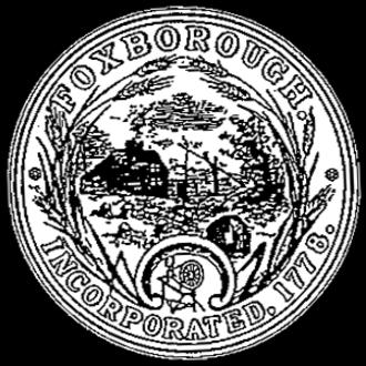 Foxborough, Massachusetts - Image: Foxborough Seal