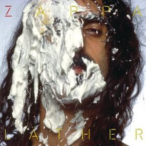 Läther - Image: Frank Zappa Läther