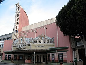 Fremont Theater - Image: Fremont theater