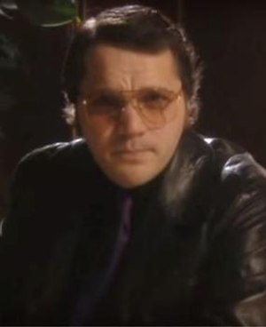 Garth Marenghi - Matthew Holness as Garth Marenghi