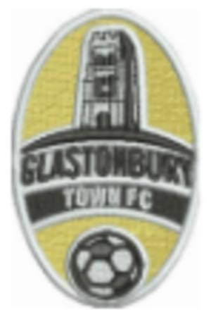 Glastonbury F.C. - Image: Glastonbury Town F.C. logo
