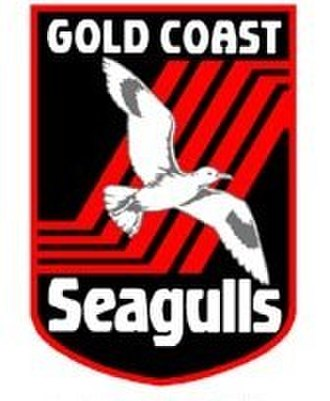 Gold Coast Chargers - Logo of the Gold Coast Seagulls