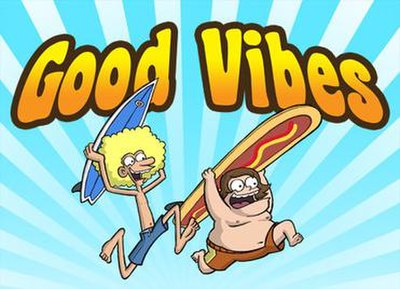 Picture of a TV show: Good Vibes
