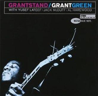 Grantstand - Image: Grantstand