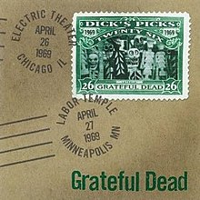 Grateful Dead - Dick's Picks Volume 26.jpg
