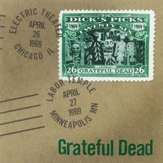 Dick's Picks Volume 26 - Image: Grateful Dead Dick's Picks Volume 26