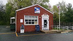 Post office in Green Village, NJ