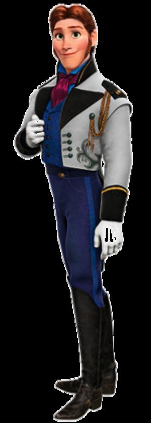 Hans (Disney) - Image: Hans from Disney's Frozen