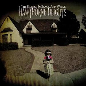 The Silence in Black and White - Image: Hawthorne Heights' debut TSIB&W