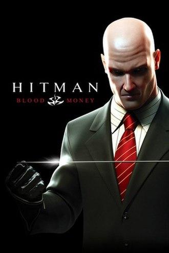 Hitman: Blood Money - Image: Hitman 4 artwork